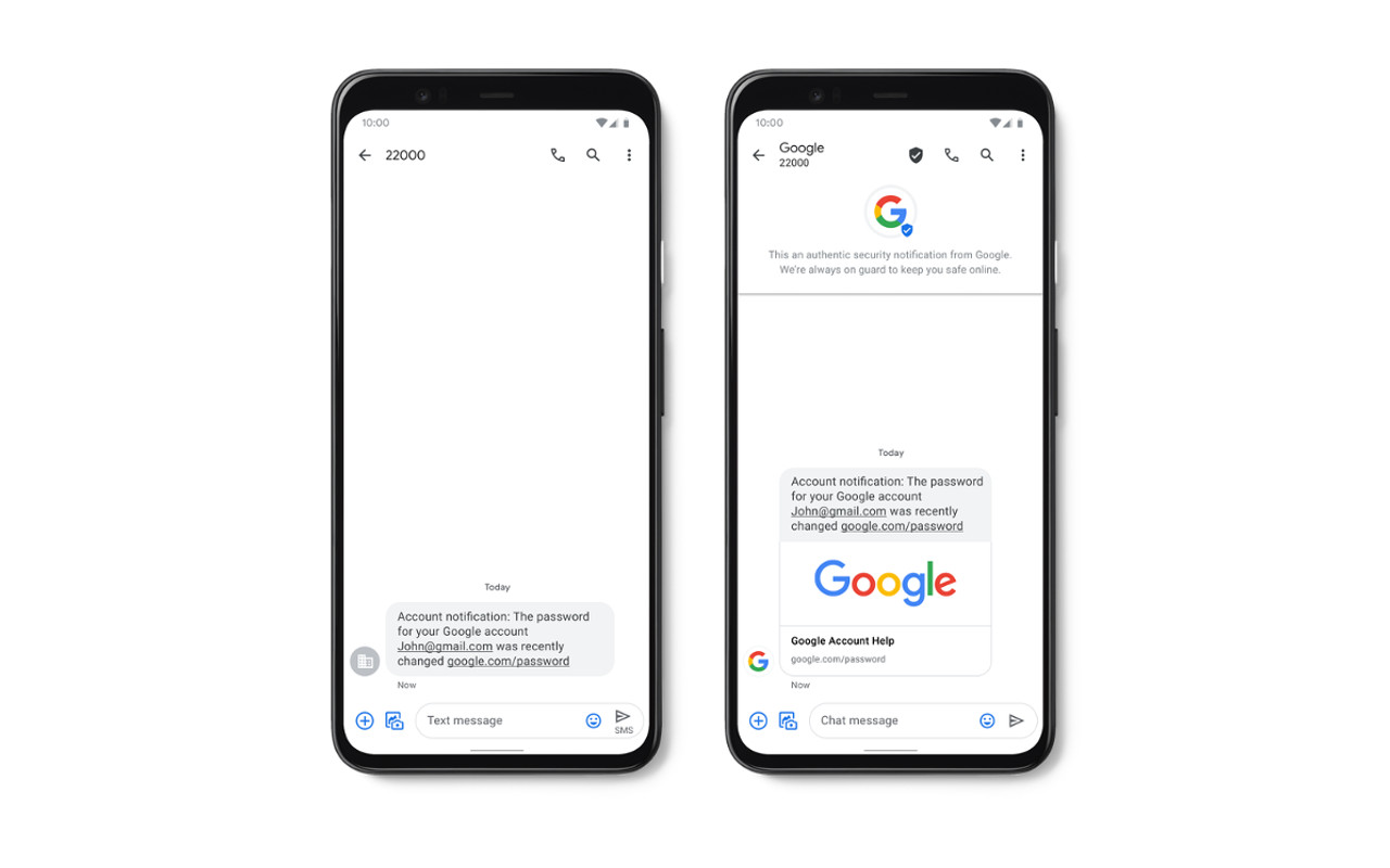Android Messages gets Verified SMS and spam protection to combat scams