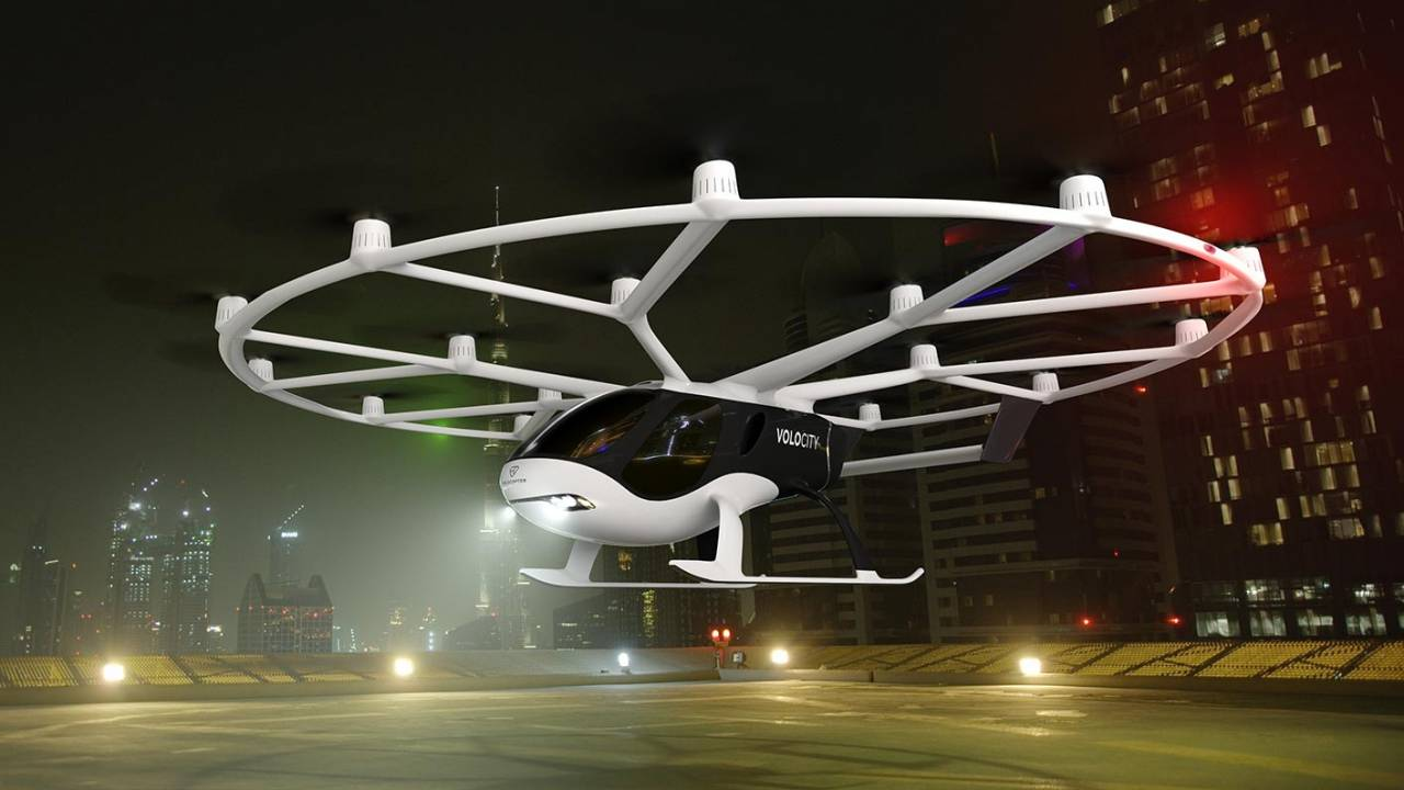 Air Taxis: How will they work