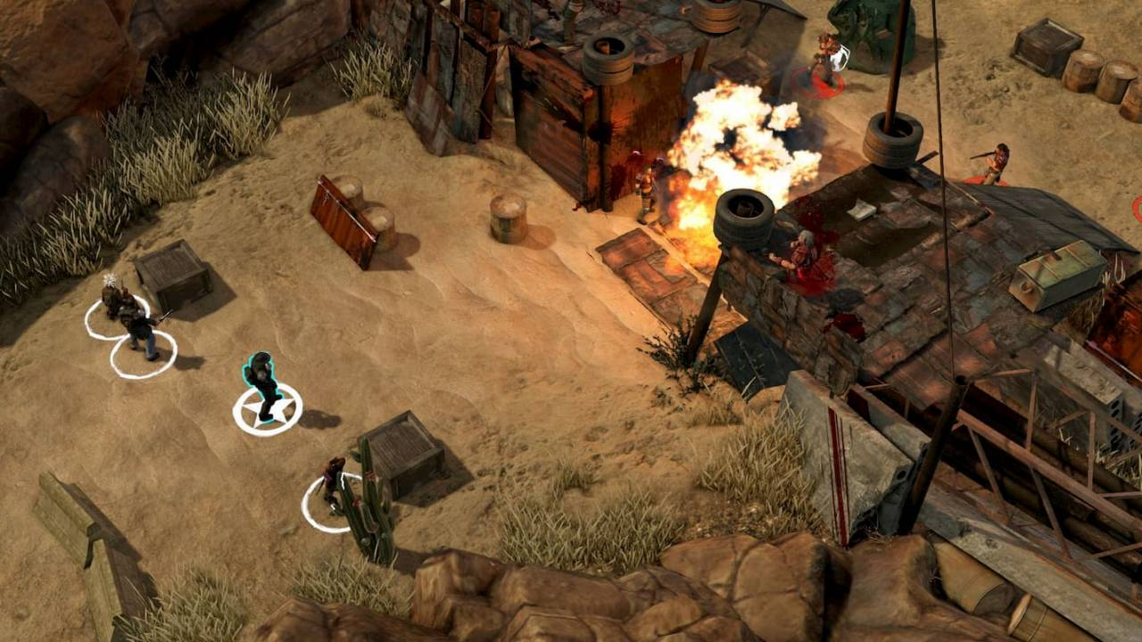 GOG Winter Sale kicks off with free copies of Wasteland 2
