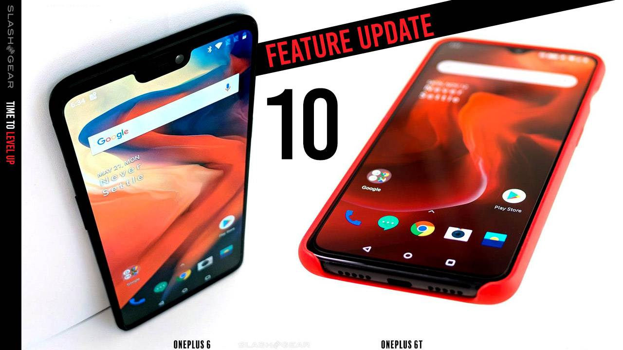 OnePlus 6 and 6T update to Android 10 today