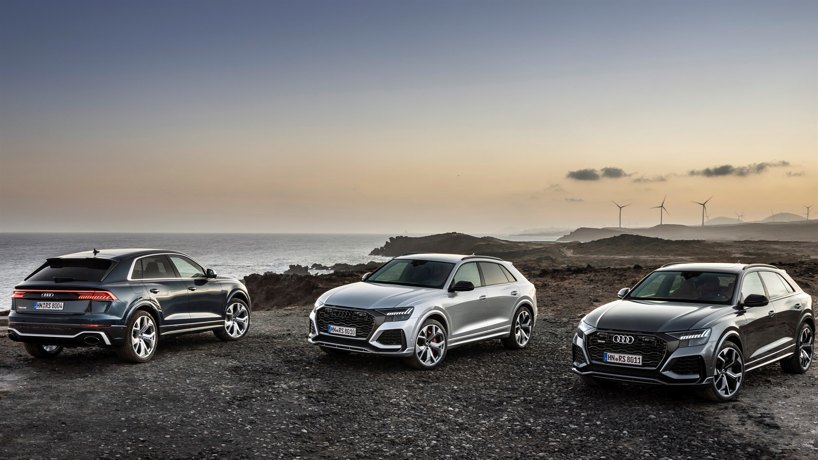 2020 Audi Rs Q8 First Drive Review An Suv That Surprises