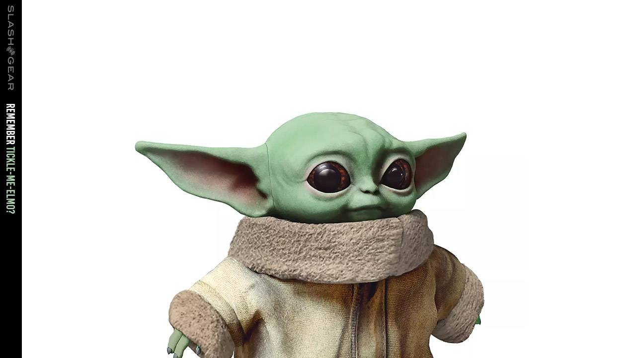 Why Baby Yoda plush toys aren't ready for Christmas 2019