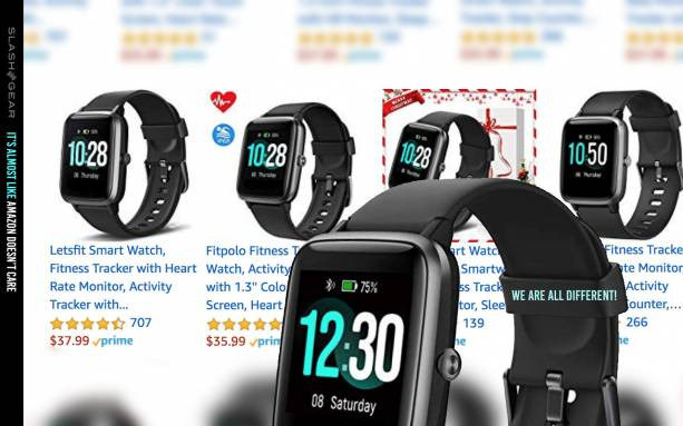 Can you trust Amazon? Take knockoff Apple Watches for example