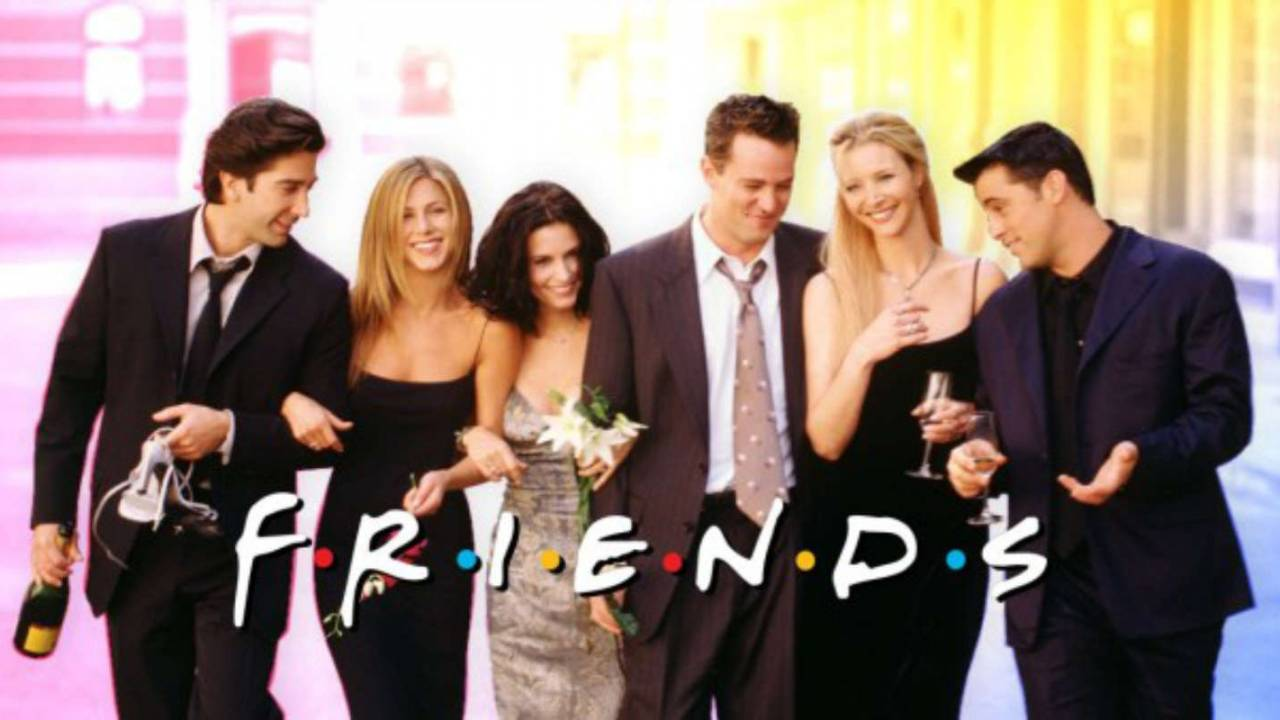Starting next month, it's going to be very difficult to stream Friends