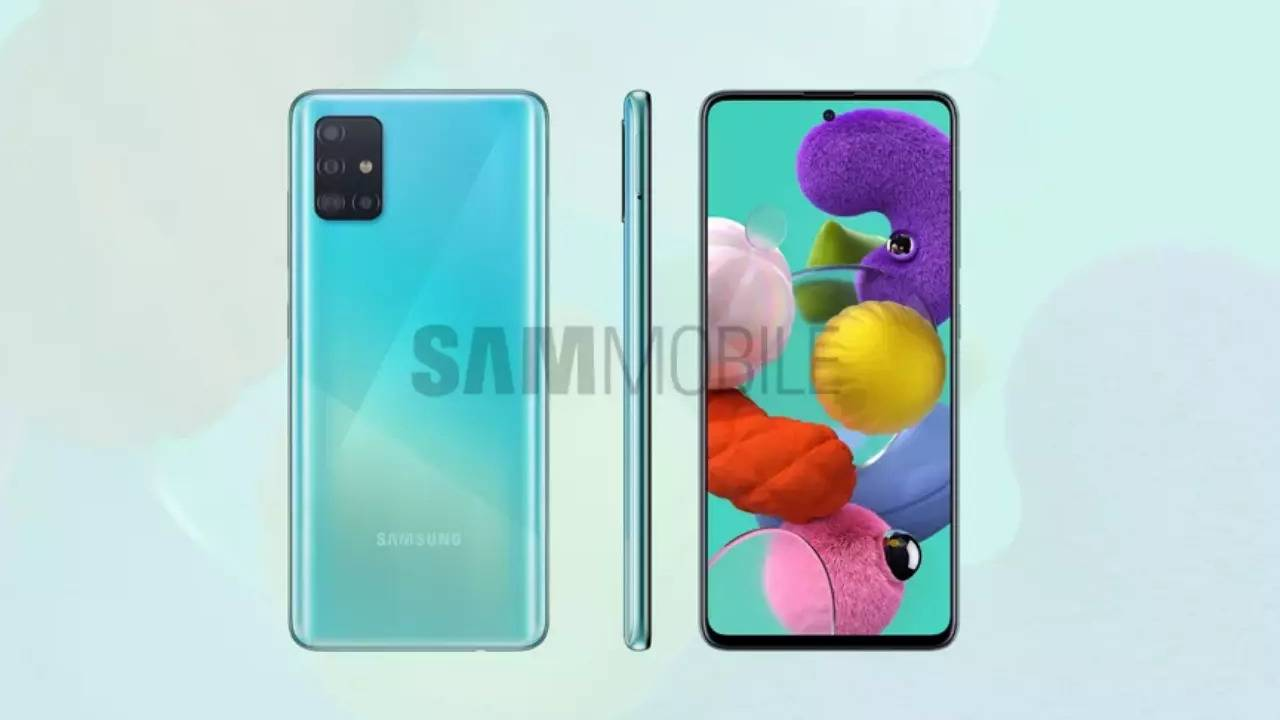 Galaxy A51 launch next week will give be a Galaxy S11 design preview