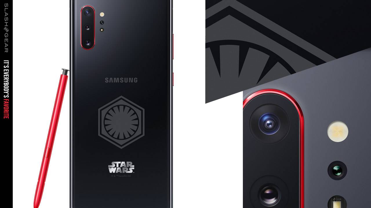 Star Wars Galaxy Note 10+ pre-order before Rise of Skywalker release