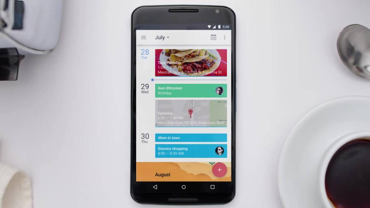 Google Calendar on Android finally allows changing events' calendars