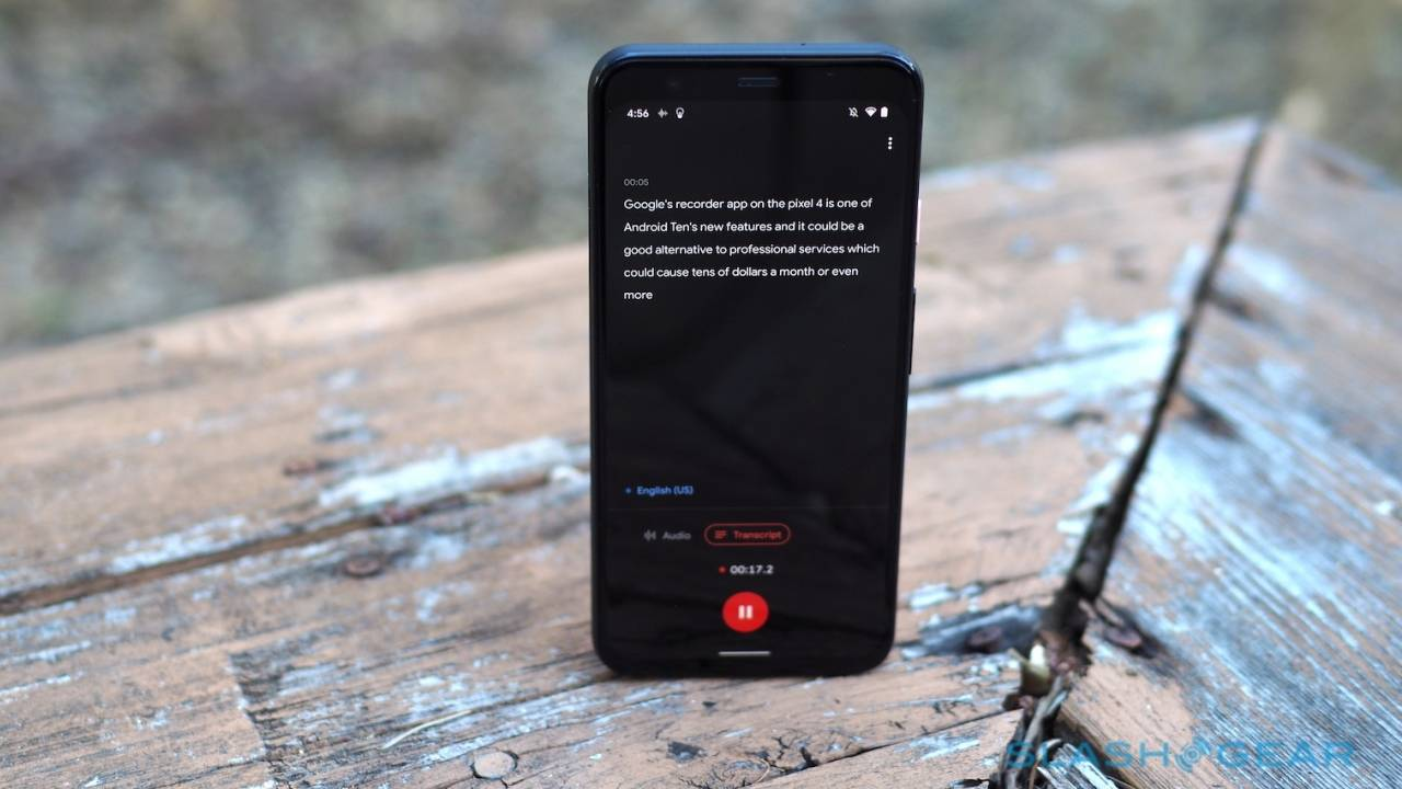 Pixel 4 audio performance is good but still needs work according to DxOMark