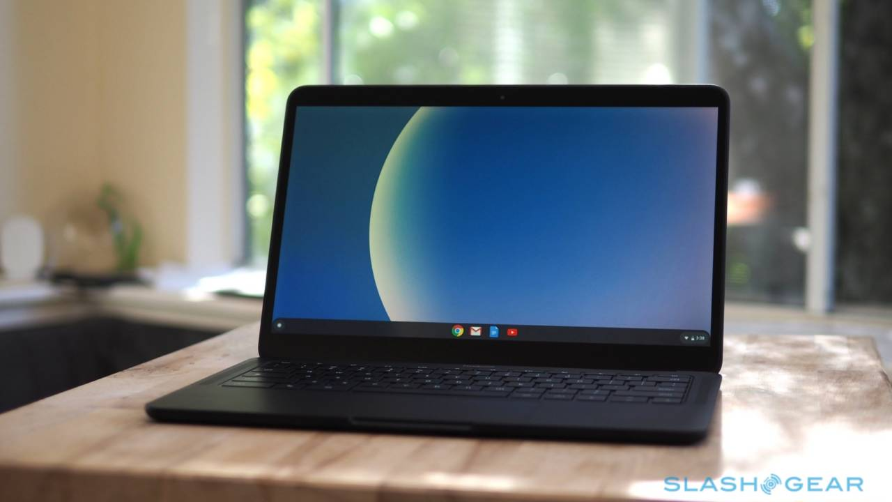 Google's souped-up Pixelbook Go with Core i7 and 4K display is now available