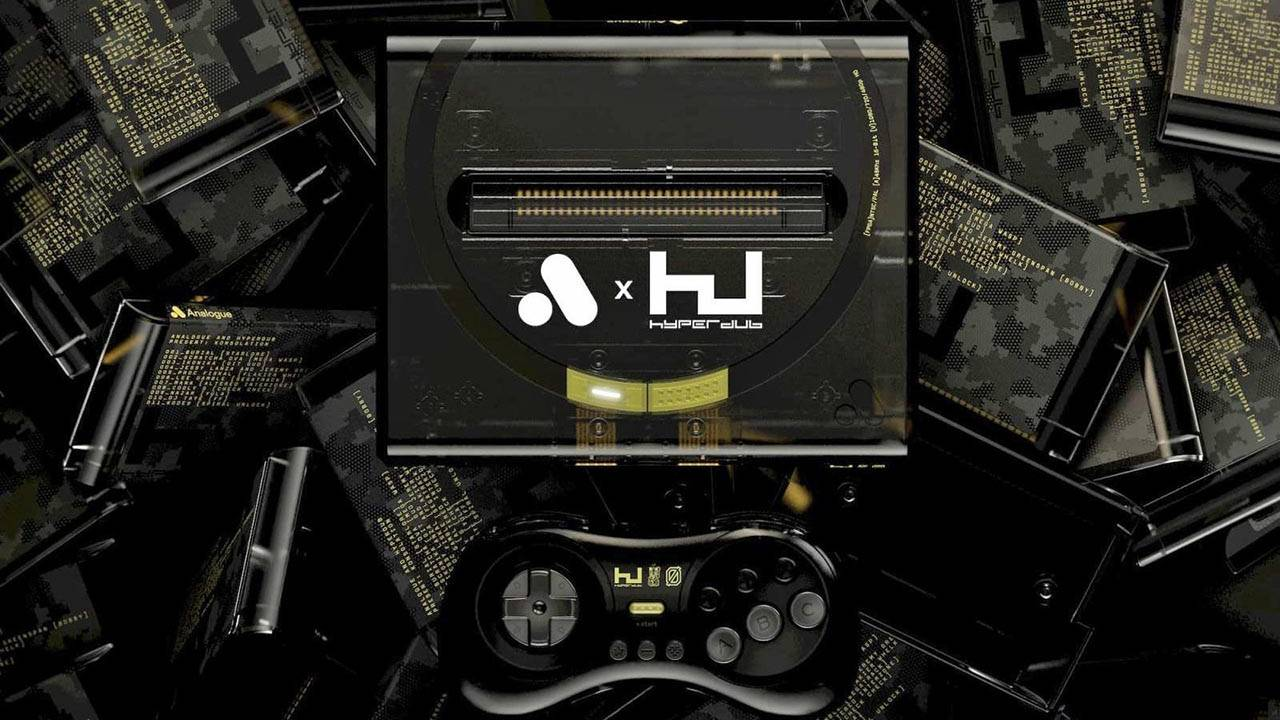 Analogue releases exclusive Hyperdub music on Sega Genesis cartridges
