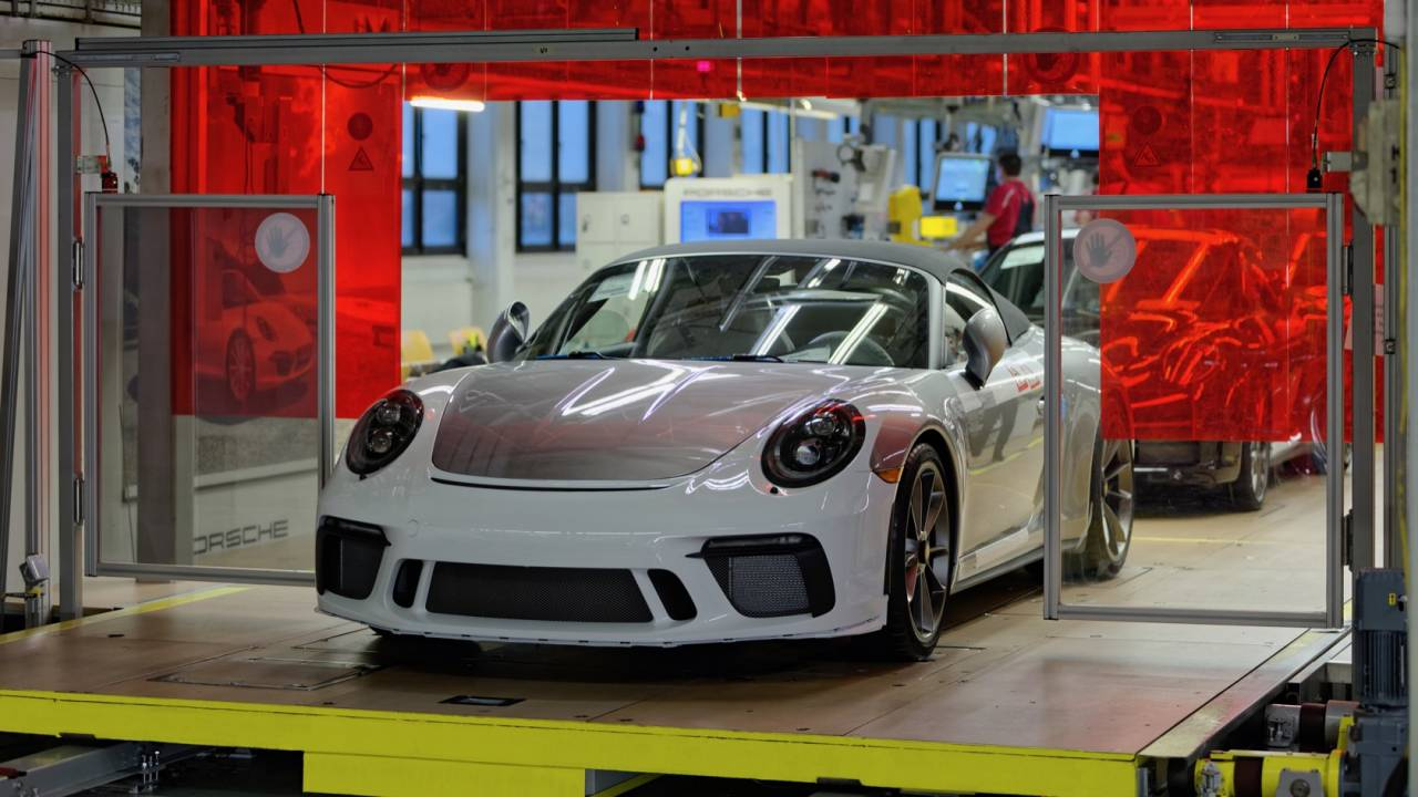 Porsche calls time on 991-Gen Porsche 911 production