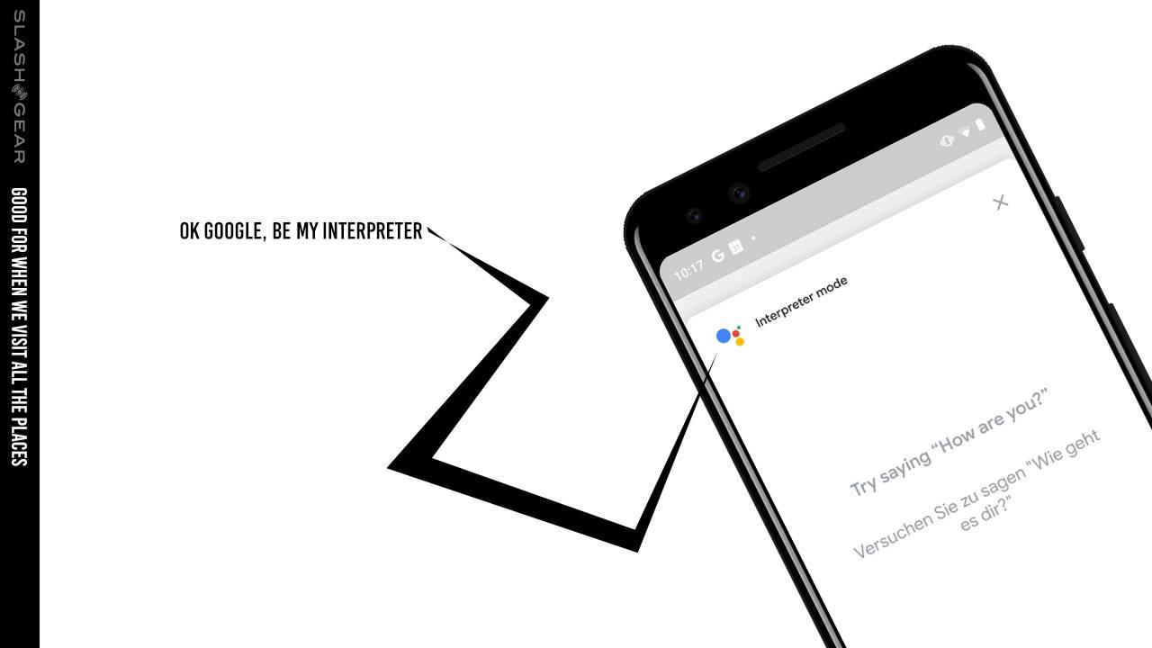 Google Assistant Interpreter Mode released for your phone today