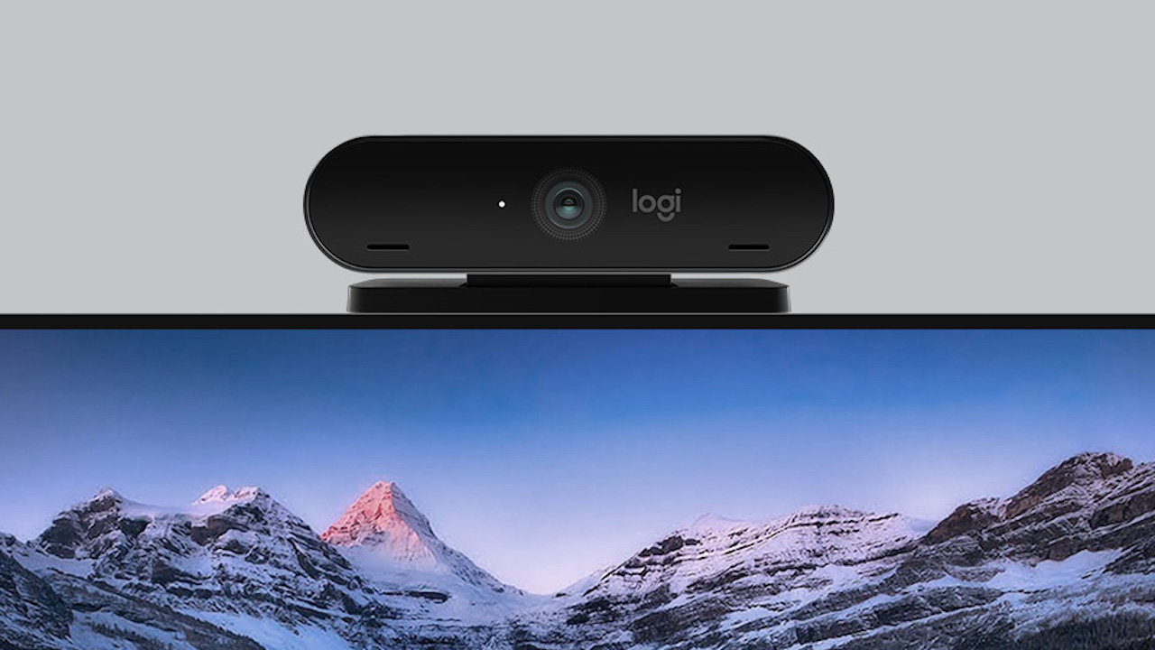 Logitech made Apple's Pro Display XDR a special 4K webcam