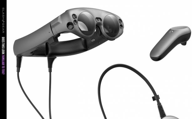 Magic Leap 1 AR headset revealed with $2300-$3k packages