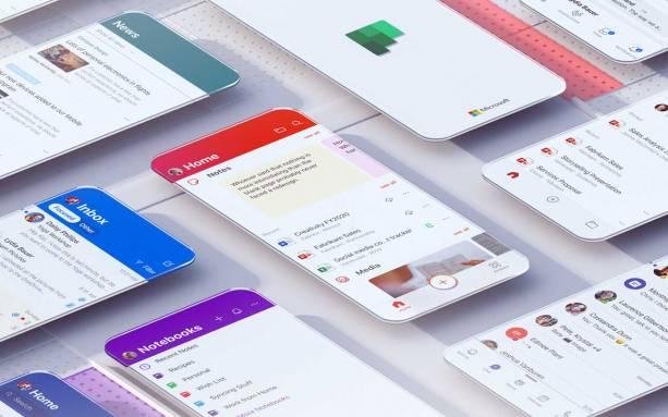 Microsoft redesigns flagship Office apps for mobile productivity