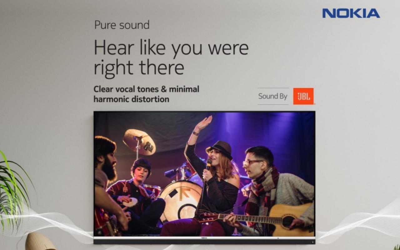 Nokia Smart TV made by Flipkart joins OnePlus TV as an India-exclusive