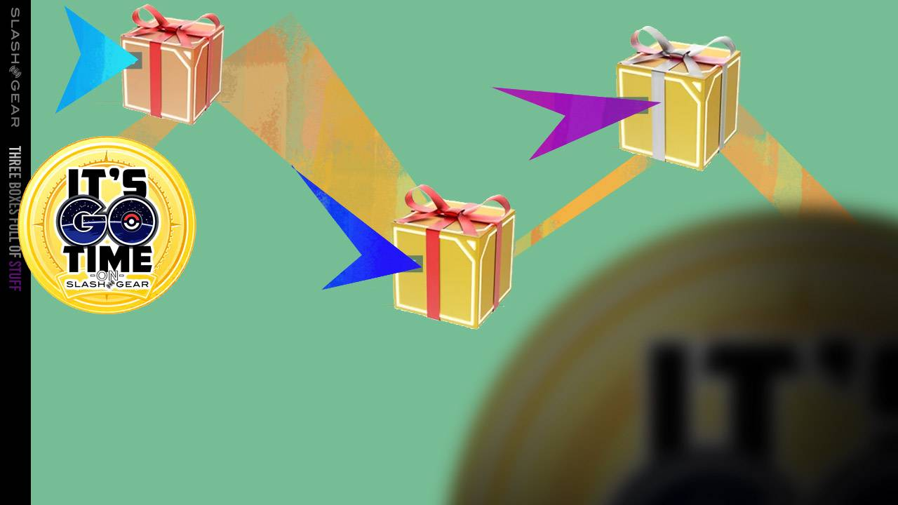 Pokemon GO Special Box value guide for December 2019