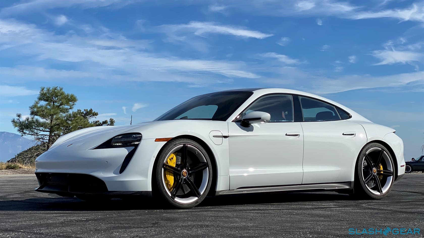 2020 Porsche Taycan Turbo S First Drive Review: Electric
