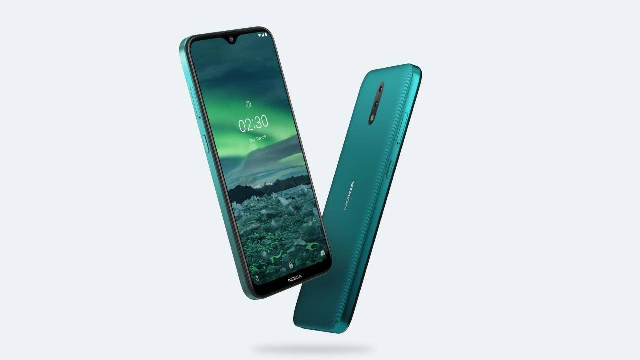 Nokia 2.3 tries to sell AI-powered features to the masses