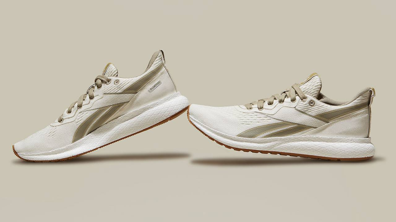 Reebok reveals its first high-performance plant-based running shoes