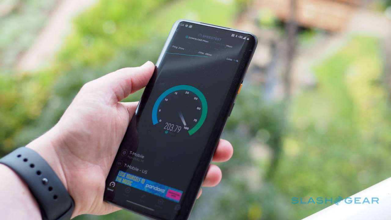 After trying T-Mobile's new 5G and OnePlus' 7T Pro 5G McLaren I'm excited and frustrated