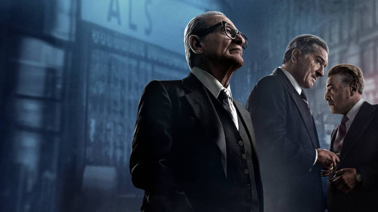 Netflix's The Irishman was streamed millions of times during its first week