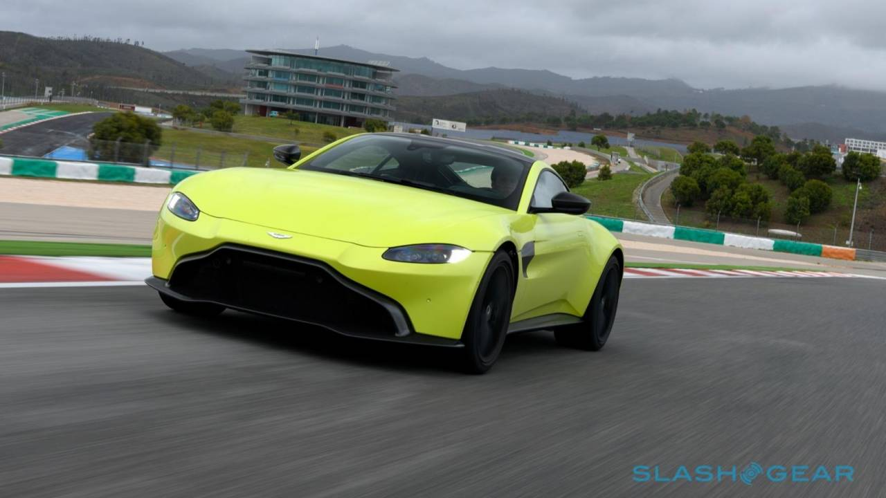 Aston Martin reportedly axes EV and weighs Geely deal after tough 2019