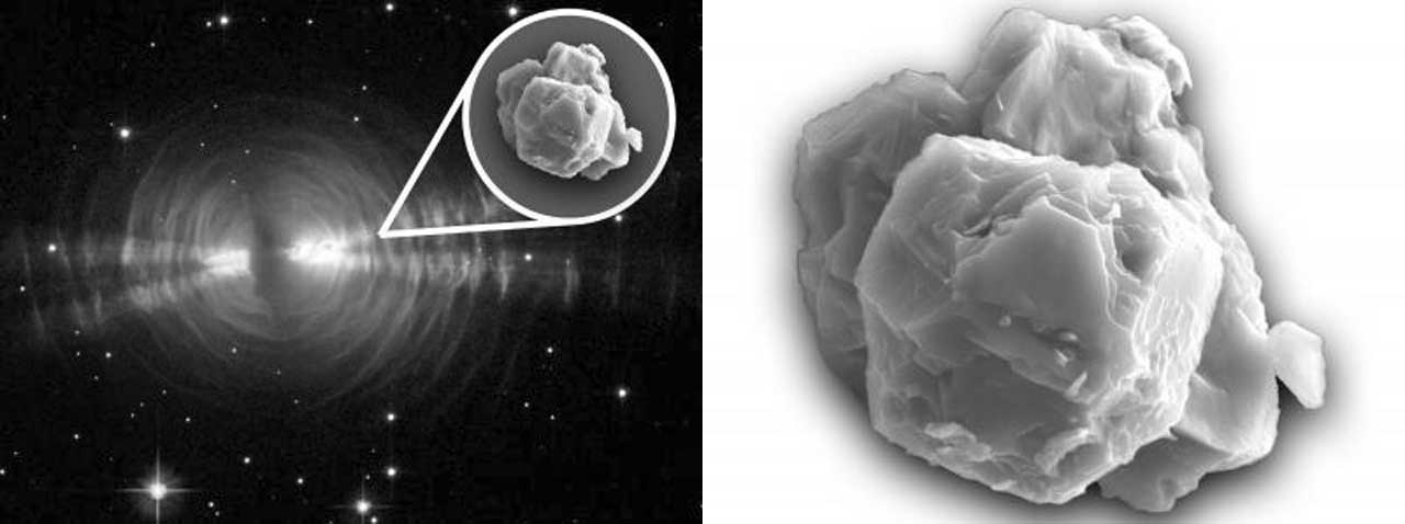 Scientists discover stardust older than the Sun in a meteorite