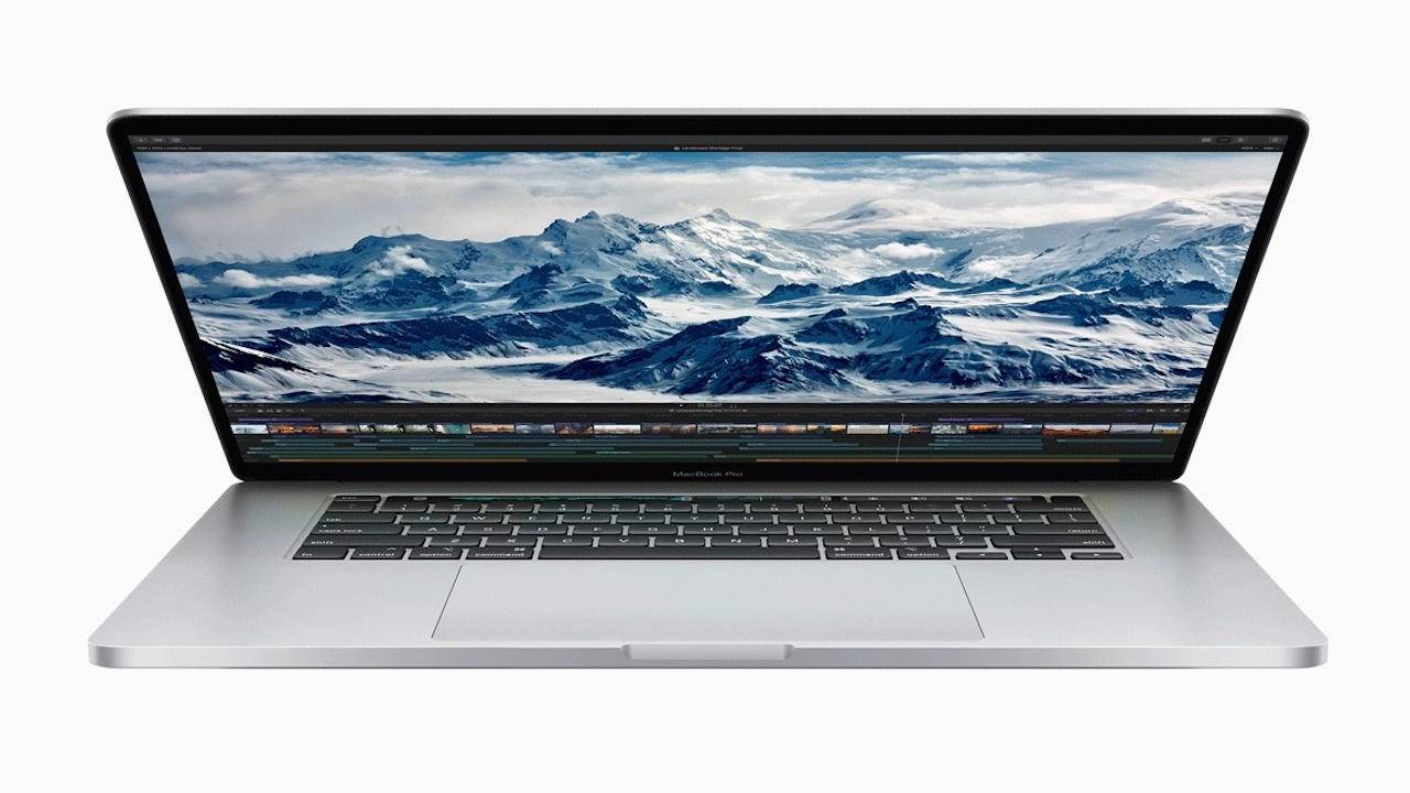 MacBook Pro with Magic Keyboard could be the promised 13-inch model