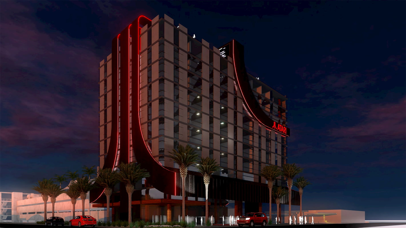 Atari is building video game-themed hotels because why not? - SlashGear