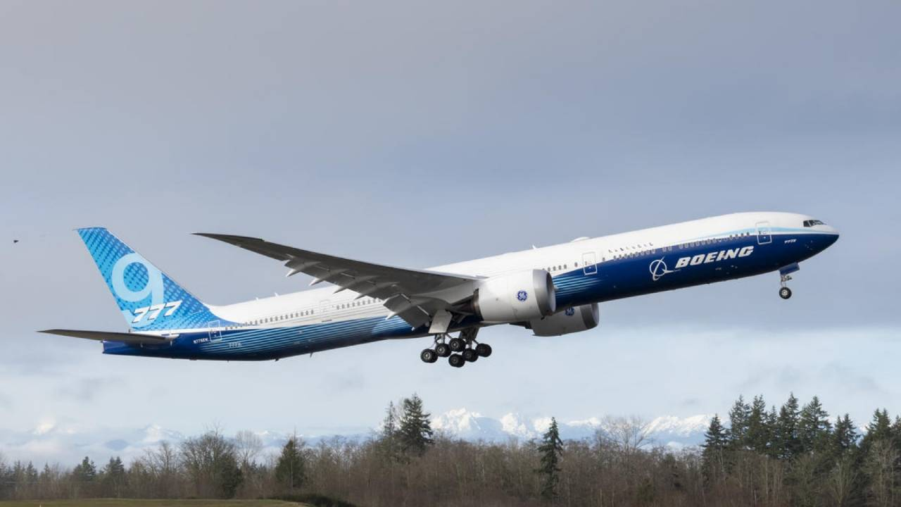 Boeing 777X first flight success puts new plane back on track