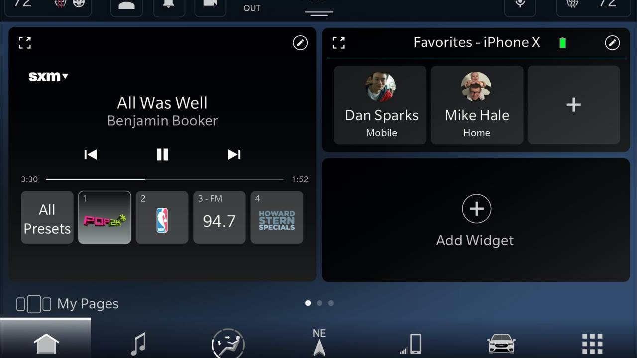Fiat Chrysler Uconnect 5 adds wireless CarPlay and Android Auto in big dash update