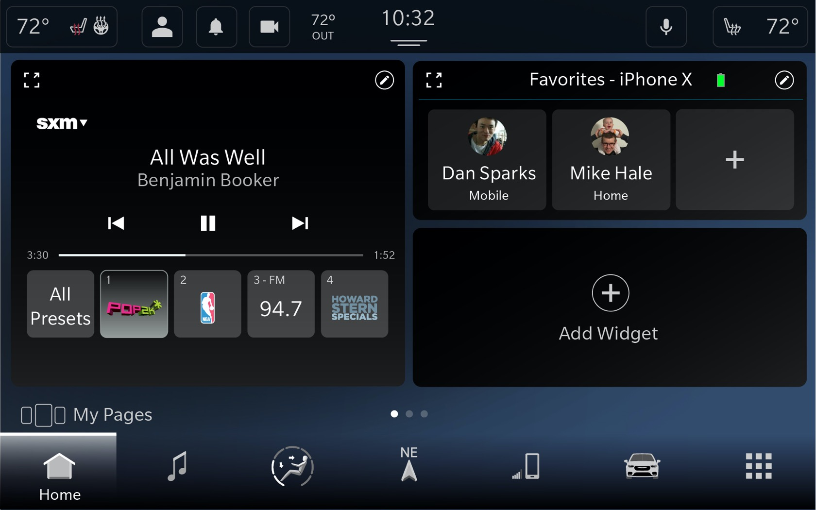 Fiat Chrysler Uconnect 5 adds wireless CarPlay and Android Auto in big dash update - SlashGear