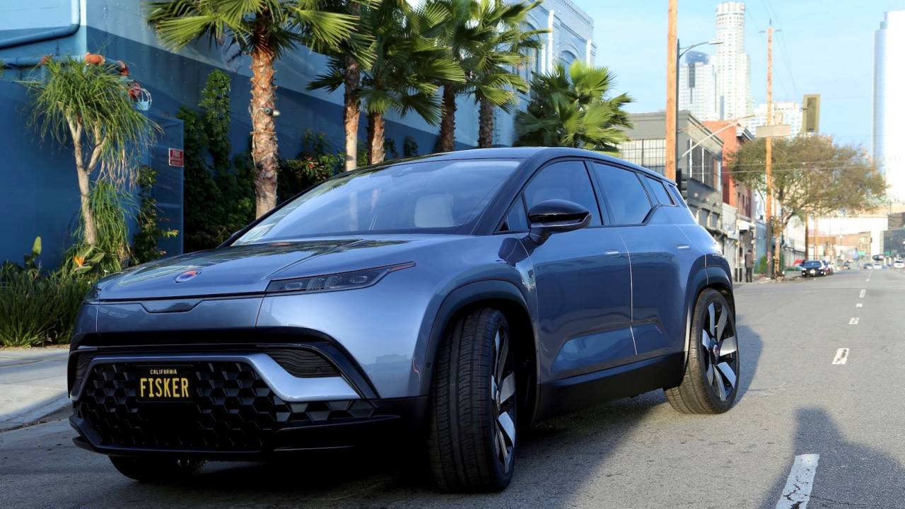 Fisker Ocean revealed: What you should know about the sub-$38k electric SUV