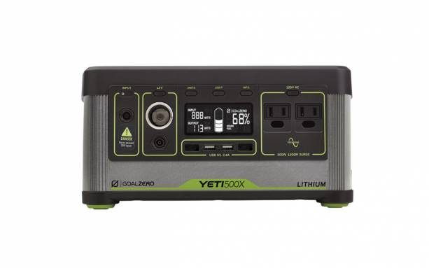 Goal Zero reveals Yeti X lithium power station lineup for 2020