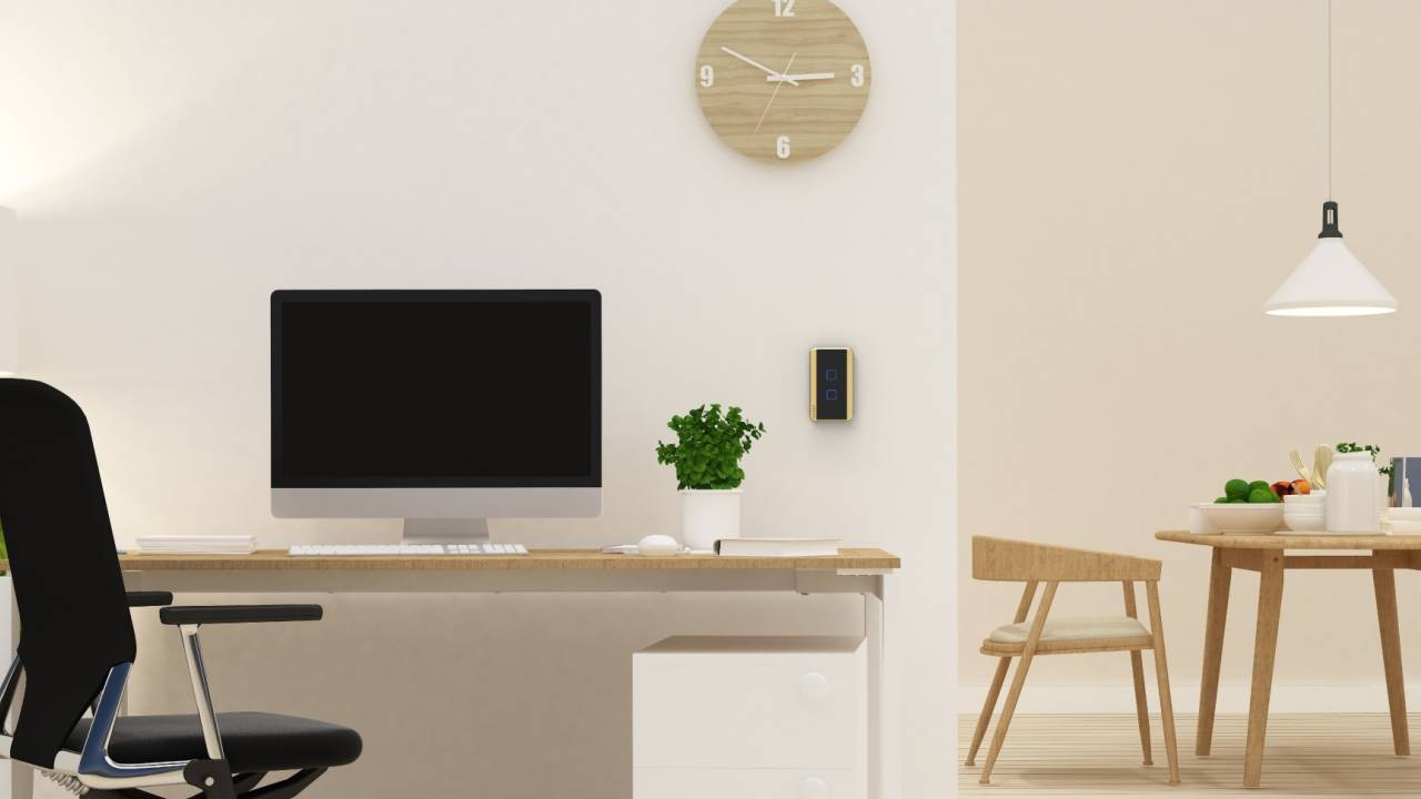 Hogar Controls Prima turns boring physical switches into touch surfaces
