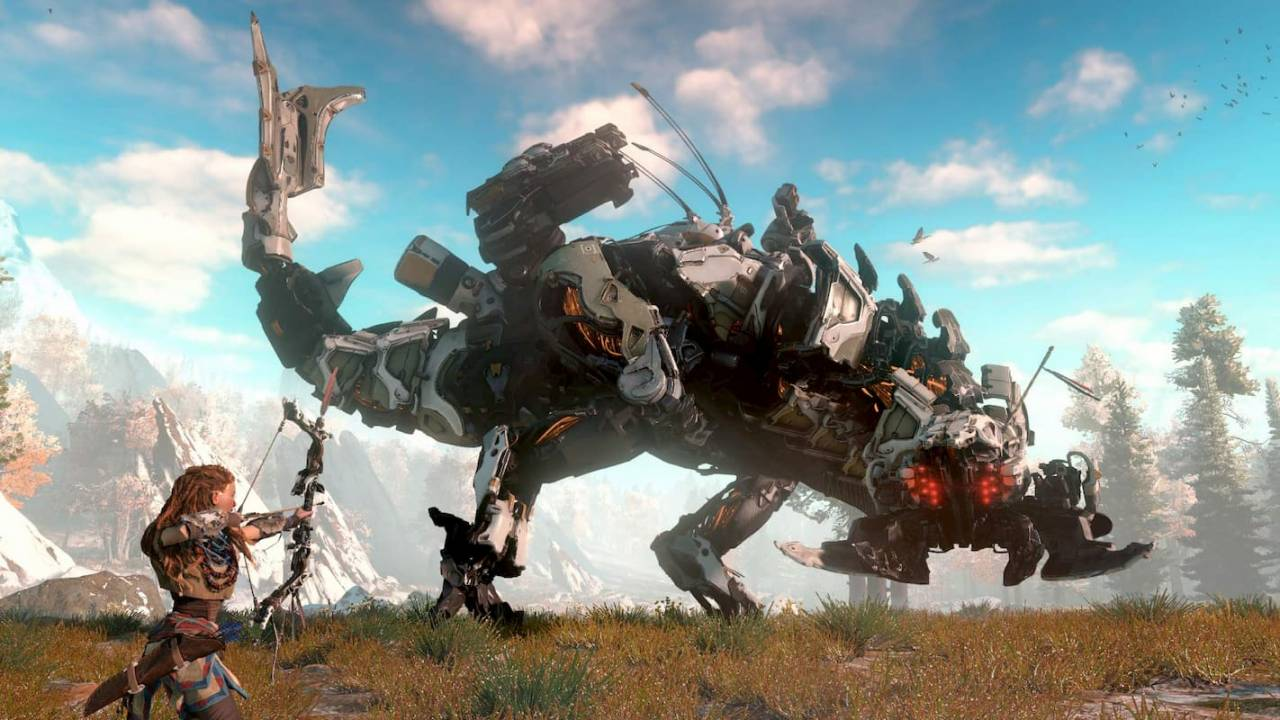 Horizon Zero Dawn may come to PC in a huge move for Sony