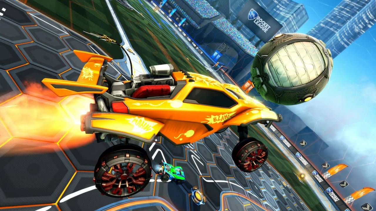 Rocket League to drop support for macOS and Linux
