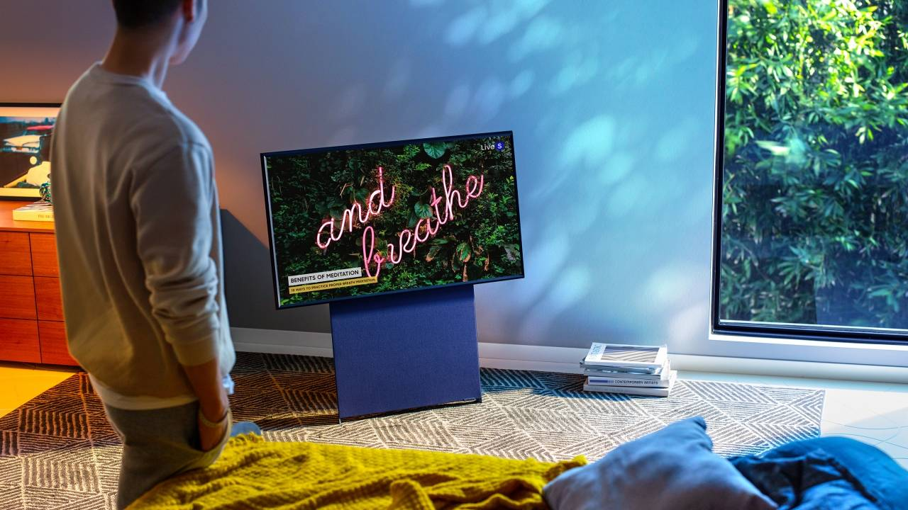 Samsung QLED 8K, Sero, Frame, MicroLED TVs lead the CES 2020 charge
