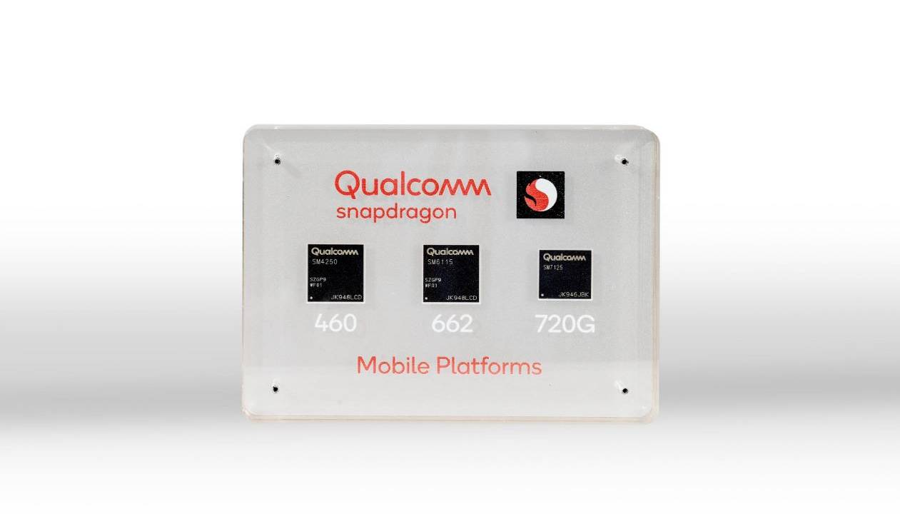 Qualcomm's three new phone chips skip 5G for a good reason