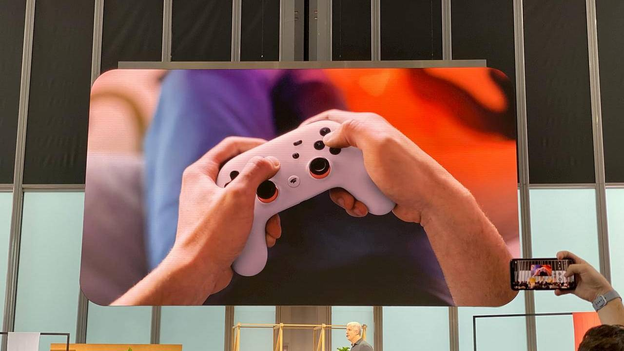 Stadia promises 10 timed exclusives by summer, 120+ games for 2020