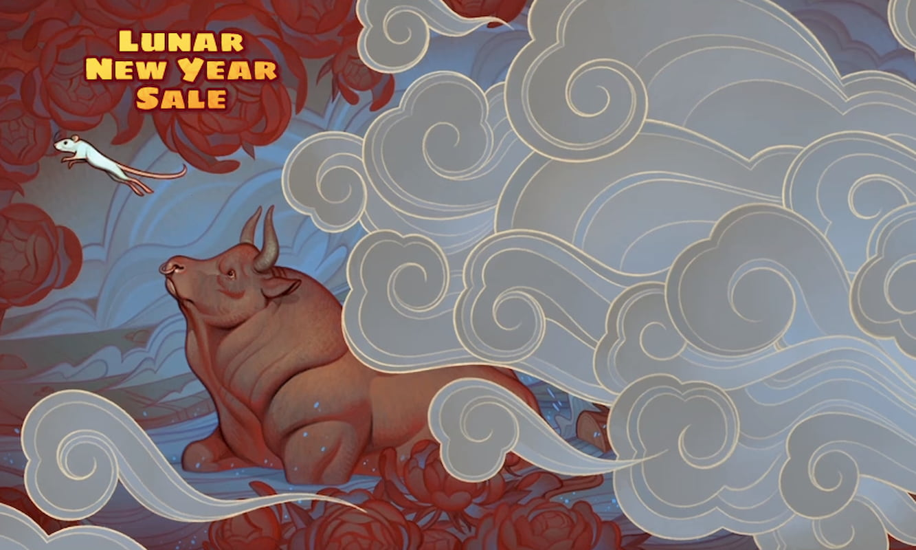 Steam Lunar New Year Sale is live and coming after your dollars - SlashGear