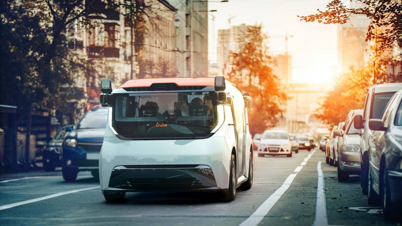 GM's Cruise Origin is not like other autonomous cars