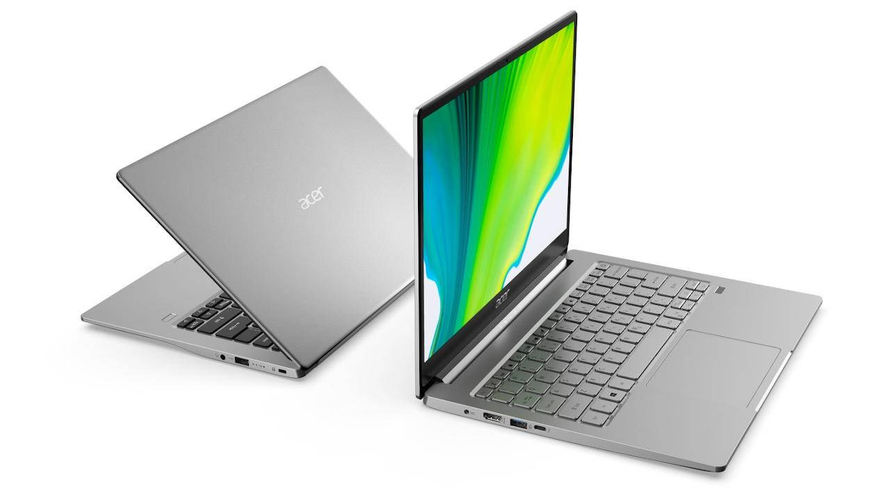 New Acer Swift 3 ultraslim laptops offer Intel and AMD options