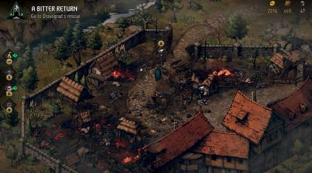 Thronebreaker: The Witcher Tales heads to Nintendo Switch today