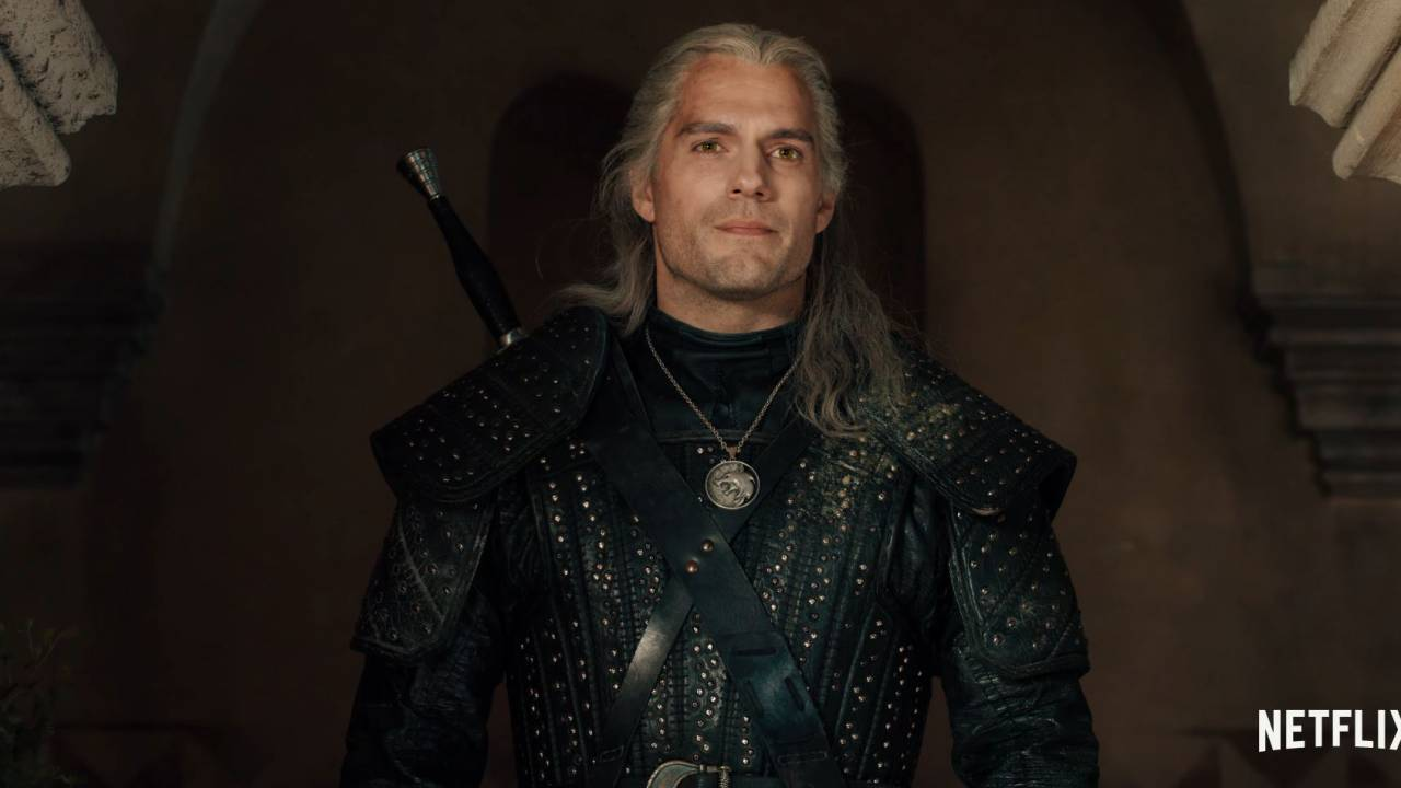 Netflix just announced a Witcher anime movie
