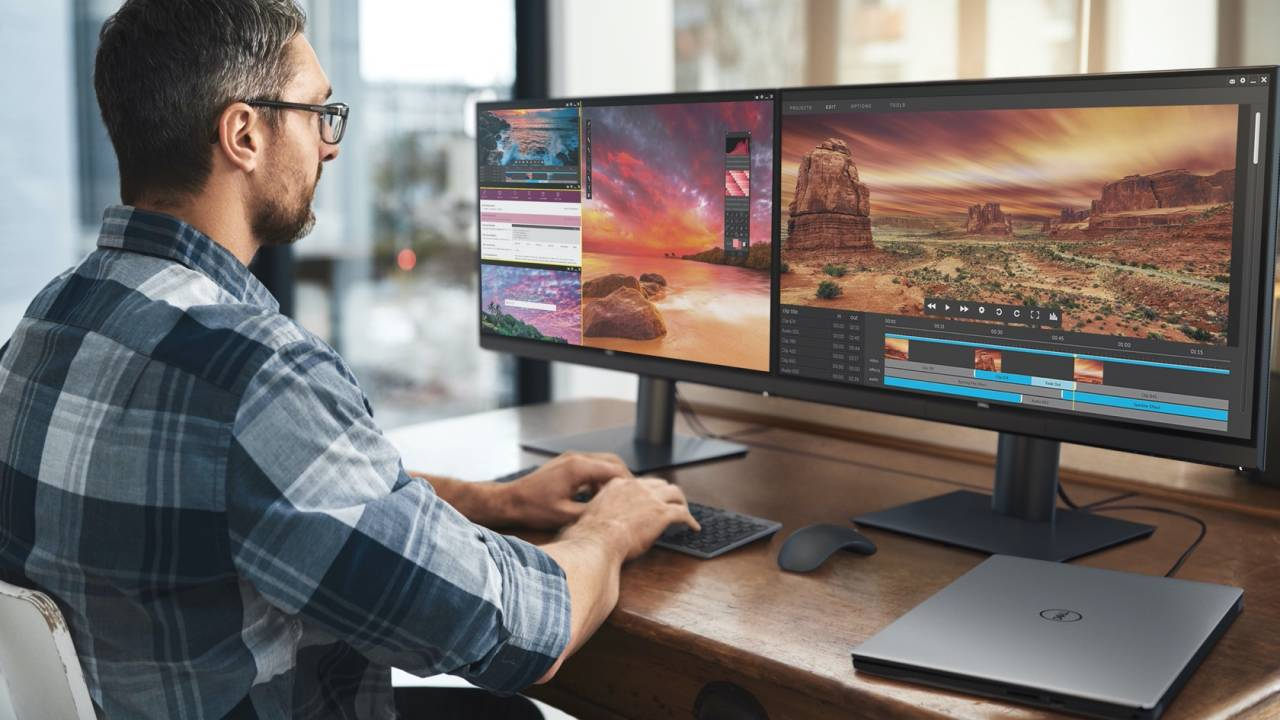 Dell and Alienware CES 2020 monitors revealed: USB-C and 240Hz for gamers