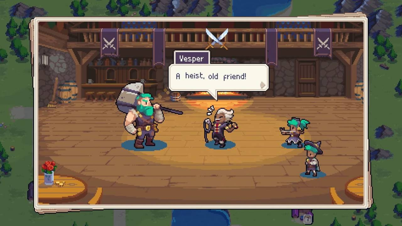 Wargroove: Double Trouble DLC arrives next month
