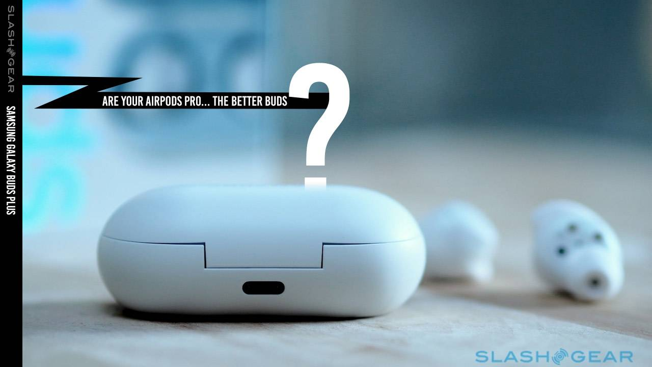 Does this Galaxy Buds+ feature leak mean AirPods Pro are better?
