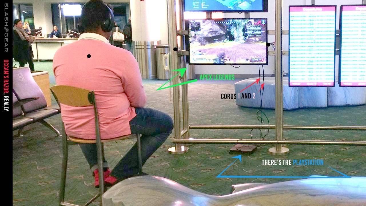 Man hijacks airport TV to play video games: Here's how he did it